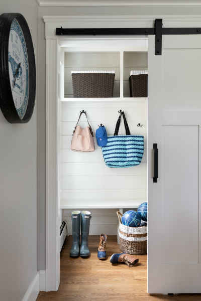 Mudroom Design Boston