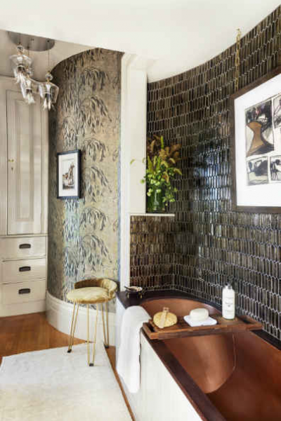 Showhouse Bathroom Design Metrowest Boston