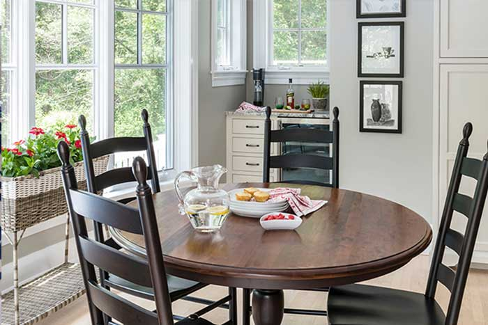 Dining Room Design Boston