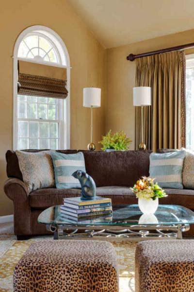 Living Room Interior Design By Vivian Robins Interior Design
