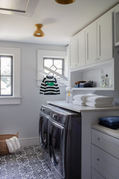 Boston Ma Laundry Room Interior Design Vivian Robins