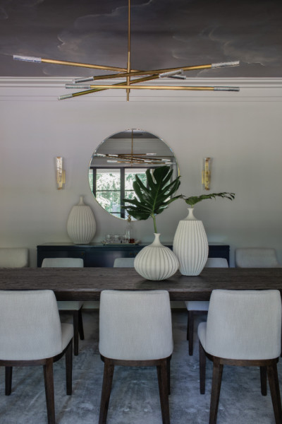 Dining Room Interior Design Vivian Robins