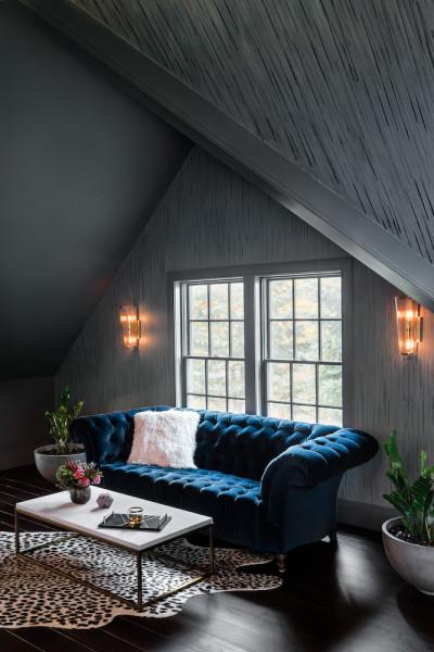 Concord Ma Interior Design Loft